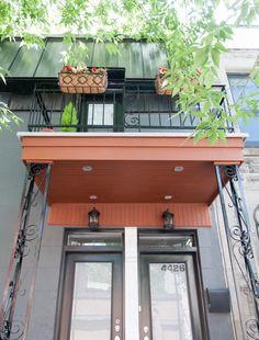 Réparation de balcon à Montréal Construction, Architecture, Balconies, Building, Arquitetura, Architecture Design