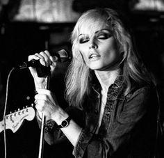 Debbie Harry, Blondie, by Denis O'Regan
