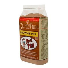 Bob's Red Mill GF Brownie Mix - The Lemon Bowl