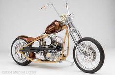 Realdocumented-Indian-Larry-034Mr.-Tiki039s-shop-droppings034-custom-Panhead-Bobber.jpg (600×391)