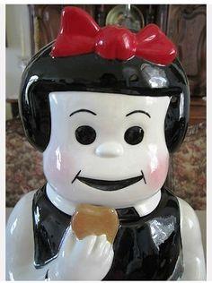 character cookie jars   Via Patricia Baietto Howard