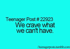 So we crave or even more!