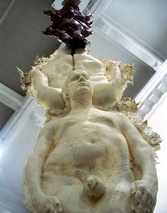 Marc Quinn Marc Quinn, Mixed Media Art, Contemporary Art, British, Sculpture, Statue, Art, Sculpting, Modern Art