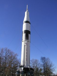 Alabama. Sweet home. Gotta go to the Space and Rocket Center.