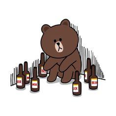 Brown Drink