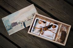 Heather's sweet reversible lid action; now yours too!   The Lovable Photo Packaging Company