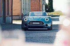 Mini Superleggera Vision: Concorso d'Eleganza Villa d´Este 2014 Mini Superleggera, Bmw, Mini Me, Concept Cars, Villa, Vehicles, Sports, Cars, Motorbikes