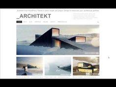 Architekt Responsive Theme