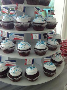 Cap cakes