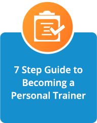 Do you love being fit and healthy?  How about helping others achieve their life long fitness goals?  Learn how to become a Personal Trainer  - download your free guide now