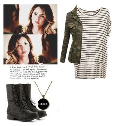 """""""Malia Tate - tw / teen wolf"""" by shadyannon ❤ liked on Polyvore featuring J.TOMSON, Madden Girl and French Connection"""