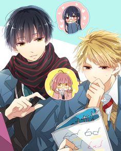 Kyoukai no Kanata (Beyond The Boundary) Image - Zerochan Anime Image Board All Anime, Anime Love, Anime Art, Anime Siblings, Anime Couples, Mirai Kuriyama, Otaku, Amagi Brilliant Park, Beyond The Boundary