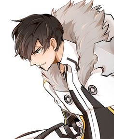 Blade Master Elsword Raven