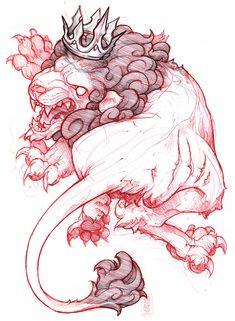 shigeki.zumi: tattoo sketchbook: 021 by fydbac.deviantart.com on @deviantART