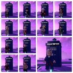 Lego/Doctor Who Check out the LEGO Dimensions trailer https://www.youtube.com/watch?v=TYUfRxwE424
