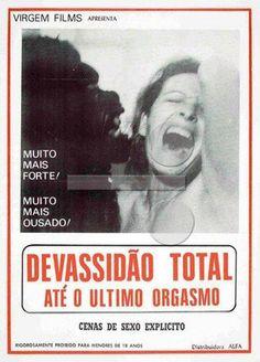 Devassidão Total (1986) | EROTICAGE || Watch Online 60s 70s 80s Erotica,Vintage,Softcore,Exploitation,Thriller