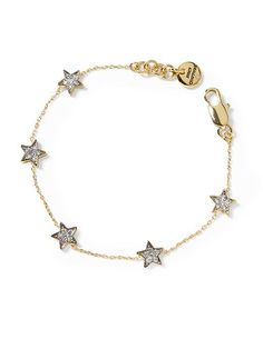 Juicy Couture Tiny Star Bracelet