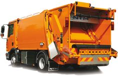 NTM K-MAXI MAN TGL śmieciarka z tylnym załadunkiem, refuse truck, rear loader, garbage vehicles, Kommunalfahrzeuge, Benne a ordures, Recolectores, piccoli camion, Carico posteriore