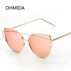 Cat Eye Twin-Beam Mirror Lens Sun Glasses Rose Gold Metal For Women     Tag a friend who would love this!     FREE Shipping Worldwide | Brunei's largest e-commerce site.    Buy one here---> https://mybruneistore.com/new-fashion-cat-eye-sunglasses-women-brand-designer-twin-beam-mirror-lens-sun-glasses-rose-gold-metal-uv400-lentes-de-sol-hombre/