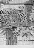 ru / elypetrova - The album Cat Cross Stitches, Cross Stitch Bird, Cross Stitch Animals, Cross Stitch Patterns, Bird Crafts, Cat Crafts, Craft Patterns, Quilt Patterns, Animal 2