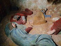 Cripta de los Judíos. Oración del Huerto