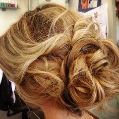 BURCU ARKUT: My Hair Before