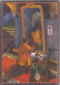 quasi medieval tolkien illustrations by sergey...