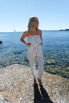 When in Ibiza, cute beachy clothes are a must. But so is Rosé for sipping in the sunshine. ...