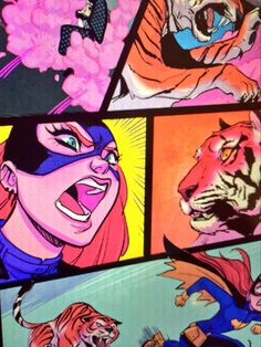 Preeeeeetty excited about this next issue of #Batgirl guys..!!!! Hope yall dig it..!