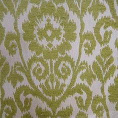 drapery fabrics - floral fabrics - Marcellaowx Endive Floral Upholstery Fabric