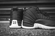 Did You Pick Up The Air Jordan 12 Black Nylon Today?