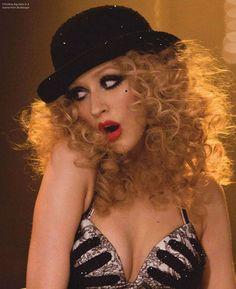Christina-Aguilera- burlesque great movie!