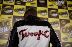Mr. Terrific, Comic Con 2012