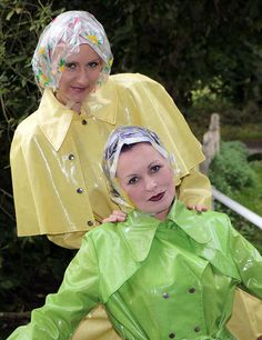 Raincoat Jacket, Plastic Raincoat, Pvc Raincoat, Yellow Raincoat, Hooded Raincoat, Rain Jacket, Rain Bonnet, Bonnet Hat, Walking In The Rain