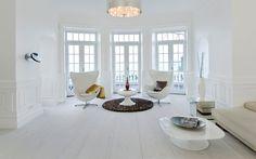 Nice white floor