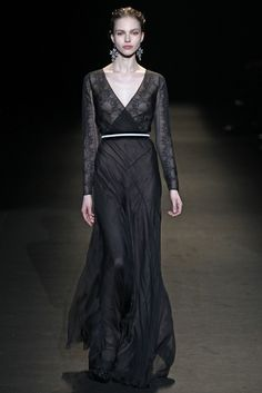 Alberta Ferretti RTW Fall 2013 - Slideshow - Runway, Fashion Week, Reviews and Slideshows - WWD.com