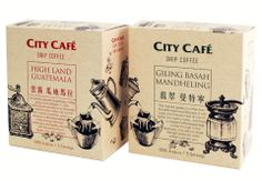 City Cafe Drip coffee / 7-11 on Packaging of the World - Creative Package Design Gallery