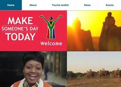 South African Tourism's new-look Welcome website was launched recently. The site, which is aimed at the travel trade, forms part of South African Tourism's Welcome initiative that aims to create and sustain engagement with industry stakeholders, and encourage information sharing. New South, Welcome, New Look, Travelling, Tourism, Encouragement, Product Launch, African, Engagement