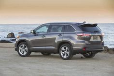 Toyota Highlander Limited 2014 2014 2015 Toyota Highlander Third 3rd Generation Toyota Wallpapers Car Is Picture Highlender