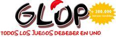 Nuevo diseño con toque navideño para nuestra web http://www.juegosparabeber.glopgame.com/es/