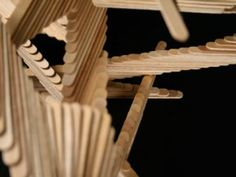 Popsicle Stick Project - Alternative View II