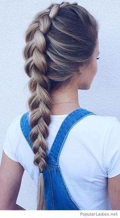 I want this braid