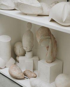 Constantin Brâncuși atelier in Paris