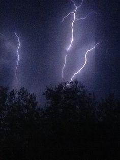 Notte di fulmini