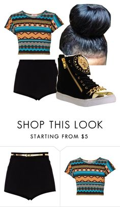 """Untitled #133"" by sweetgyaldarkie on Polyvore featuring River Island and Jeffrey Campbell"