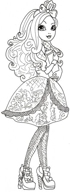 ever after high apple white - Google Search