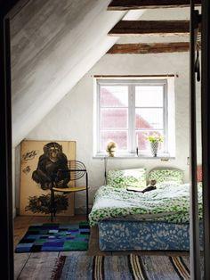 Home tour: Åsa Lindström (ELLE decoration, photo: Carl Dahlstedt) – Husligheter.se