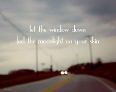 Typography Quote Quote Poster Open Road Home Decor by DreamyPhoto, $25.00... lyrics from the golden age by beck... love that song!