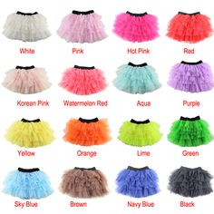 Cool Rushed Ribbons New Arrival Girls Tutu Skirts Kids Baby Fashion Skirt Childrens Pettiskirt Ballet For Girl Free Shipping - $17.4 - Buy it Now!