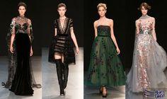 5601b2af1 مجموعة أزياء مميزة للمصمم العالمي جورج حبيقة مفعمة بالرومانسية والسحر